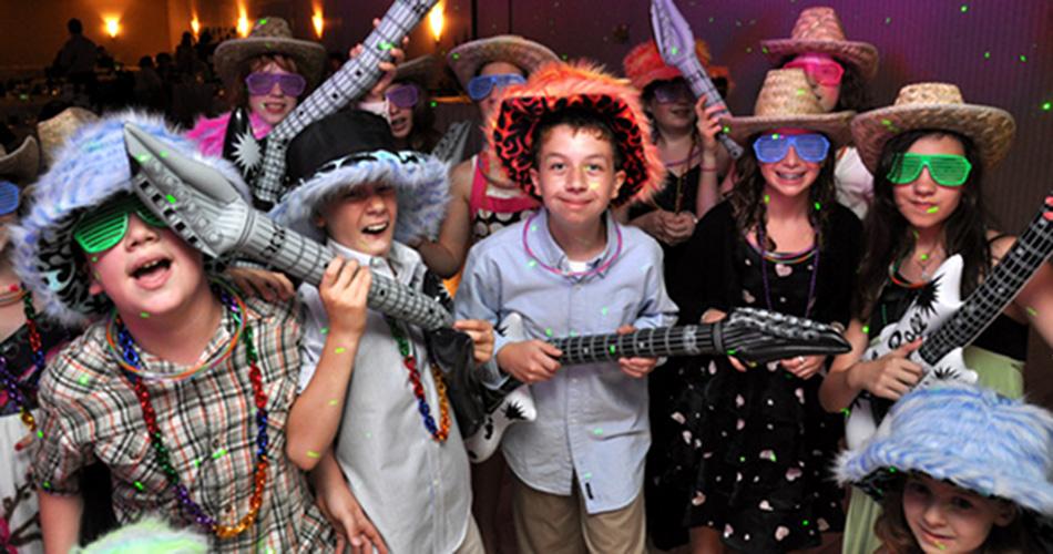 Конкурсы на праздник для подростков